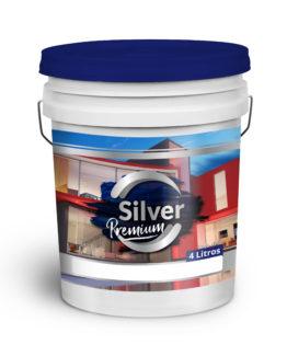 balde pintura silver premium